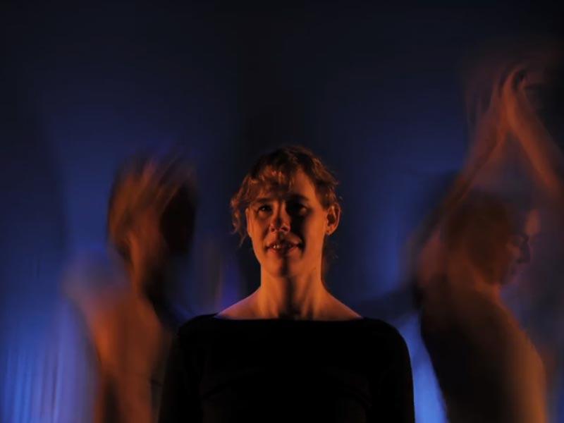 BLIND DANCER - MARIA LYOYD - CINEMATEKET NORSK FIMINSTITUTTMAY 26, 2018
