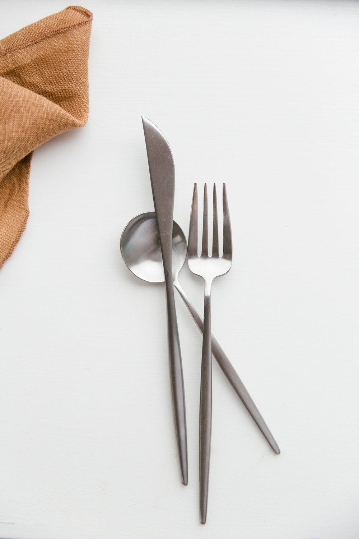 Cutlery | photography & styling by Joske Simmelink