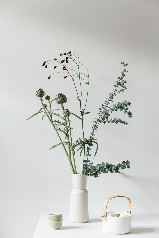 Floral arrangement | photography & styling by Joske Simmelink