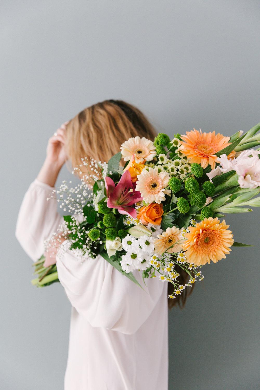 Flower bouquet | photography & styling by Joske Simmelink