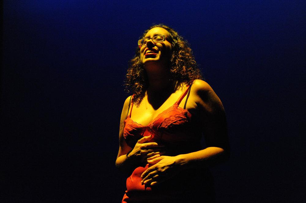 Leah Lakshmi Piepzna-Samarasinha (2), ©Richard Downing, 2009