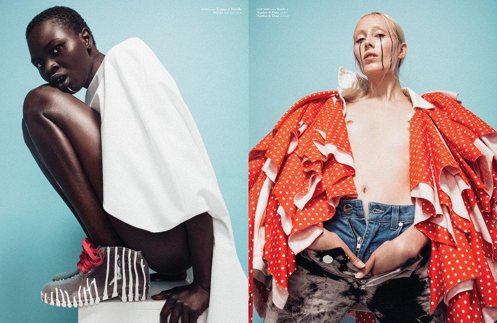Jute fashion magazine