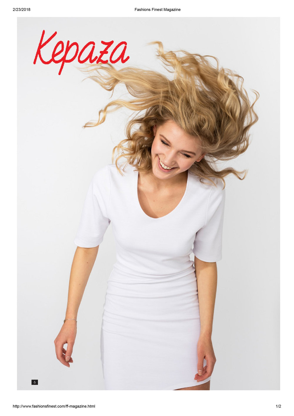 Fashions Finest Magazine - kepaza and editor's note-1.jpg