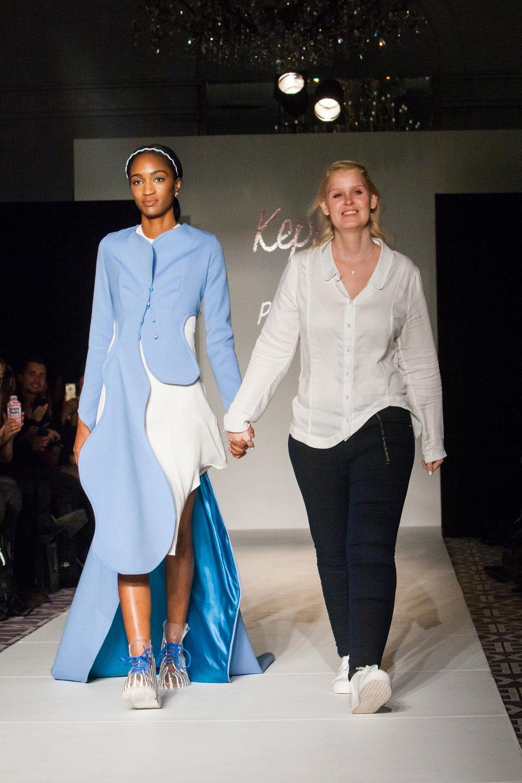 Pernille Fristad New York Fashion Week