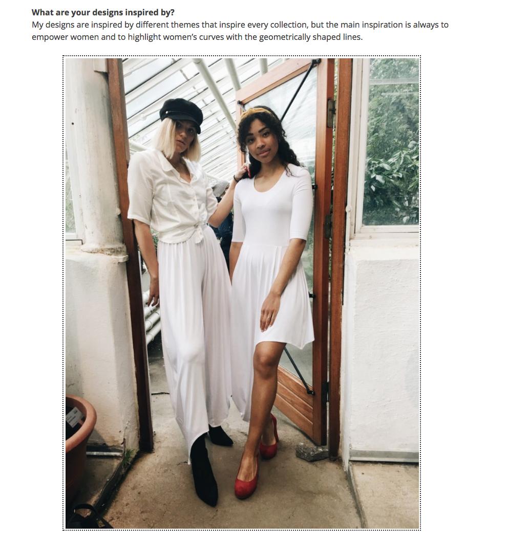 ea3637ae fashion label — Press — Kepaza