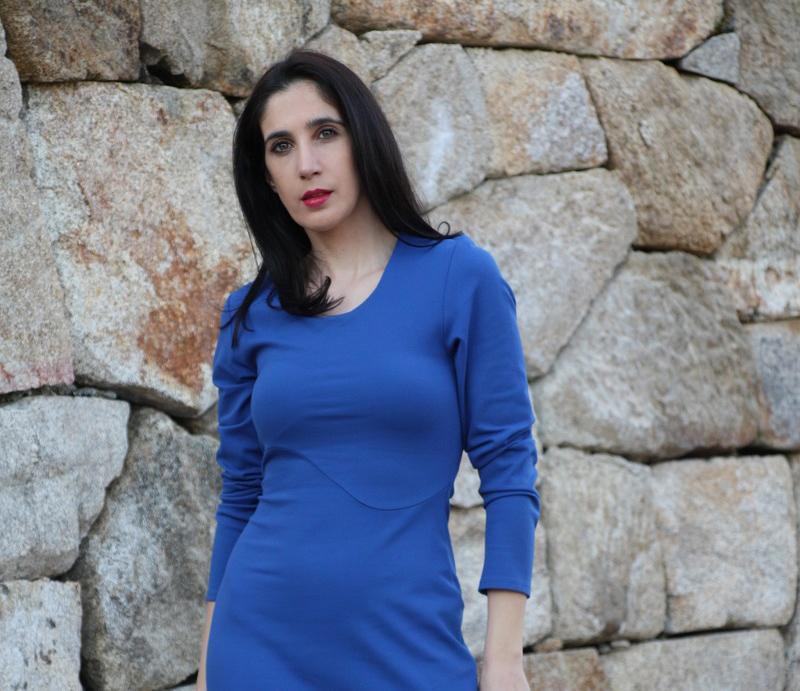 Mónica Villar, founder of Amanda chic