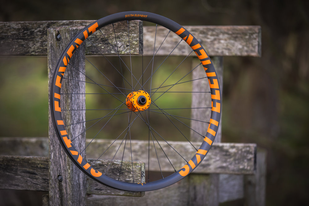"""These wheels are an integral part of my racing kit. The strength and quality of the wheels always shine through""   Bex, Sixth Element Sponsored Rider"