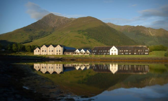 The Isles of Glencoe Hotel: A dog friendly hotel in the Scottish Highlands