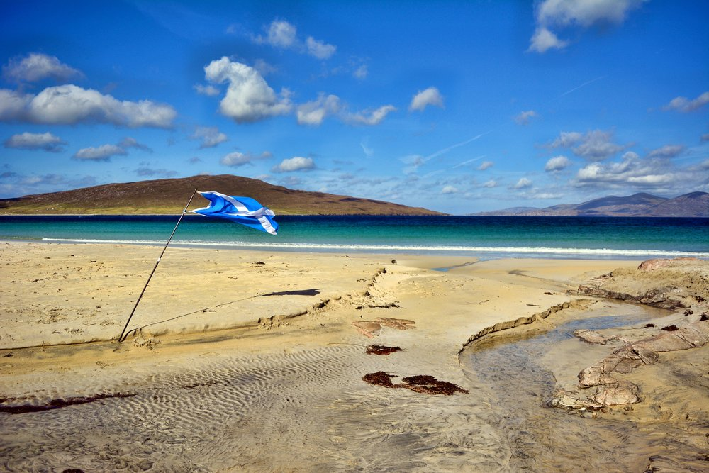 Cool Top 10 Beach Holiday Cottages Visiting Scotland Interior Design Ideas Truasarkarijobsexamcom