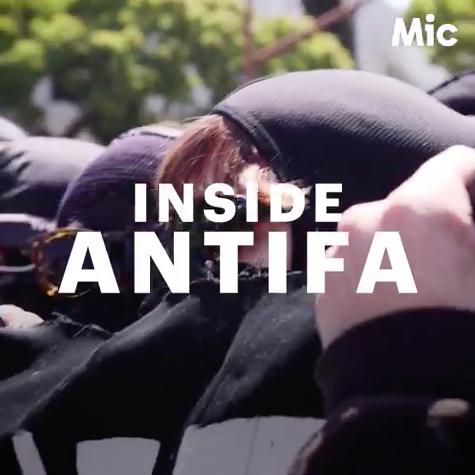 Inside Antifa