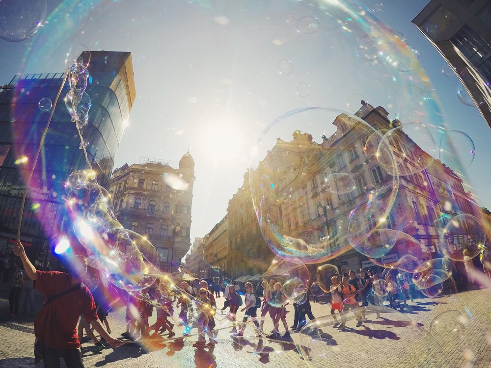 """Immersive Experiences - We harness what we call """"common cultural denominators"""" like storytelling, food, and public space to help people connect with each other and reimagine their collective experiences."""