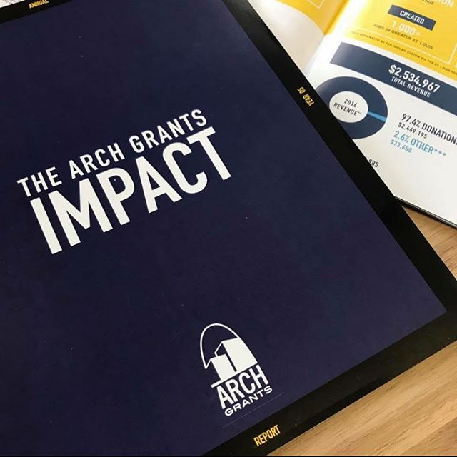 Project: The Arch Grants Impact report (2017) Client: @archgrants