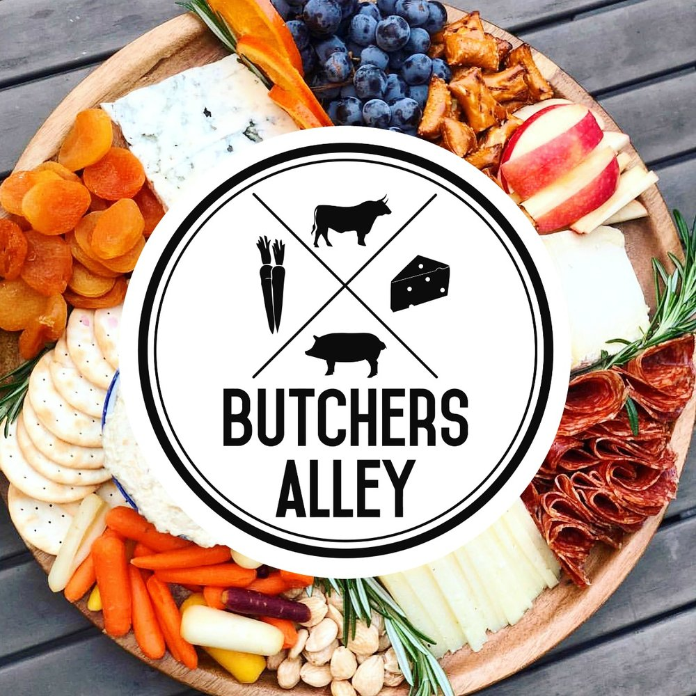 Visit our sister store Butchers Alley. - Butchers Alley is located across the street from Pescadeli. Butchers Alley is a destination for fresh, local, cheese, meat, prepared foods, and old school service.240-855-0121www.butchersalley.com