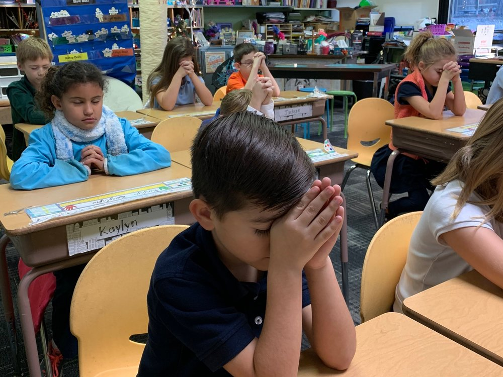 Christian Instruction - With weekly services of word and song and daily religious study, TLS students learn to know God's will and put it into daily living. Faith is woven into every part of Topeka Lutheran School.