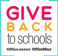 Office Max Give Back Program - When shopping at Office Max give them Topeka Lutheran School's ID #: 70039190. They will donate a portion of your purchase back to TLS.