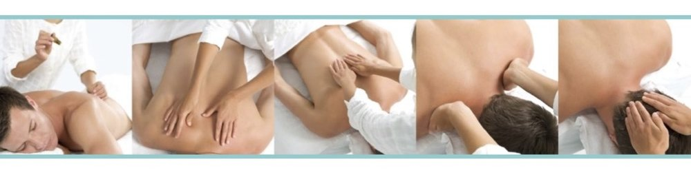 aromatherapy back massage in Bristol