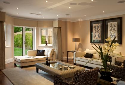 Chubb insures luxury homes