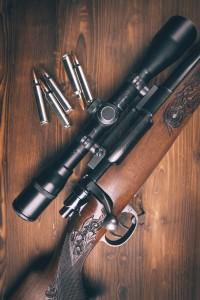 hunting gun-scope