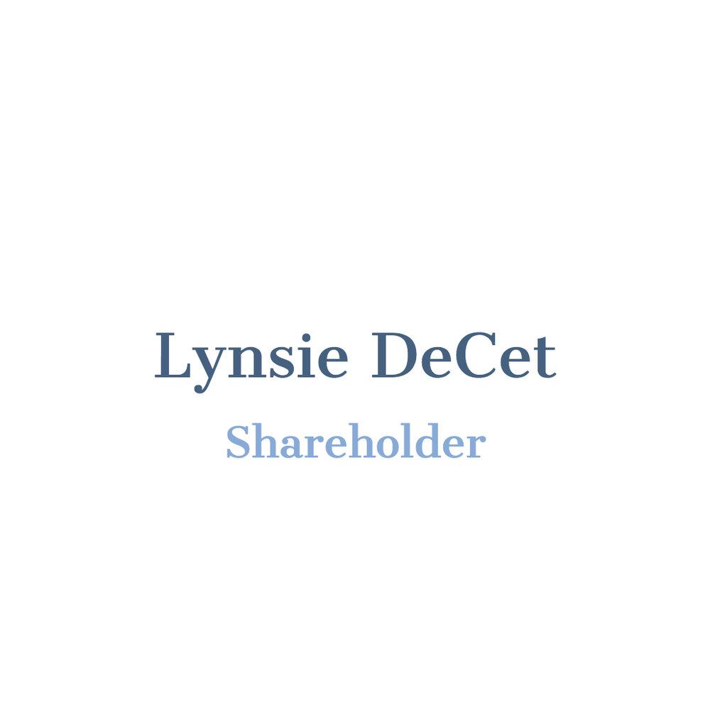 lynsie_decet_shareholder