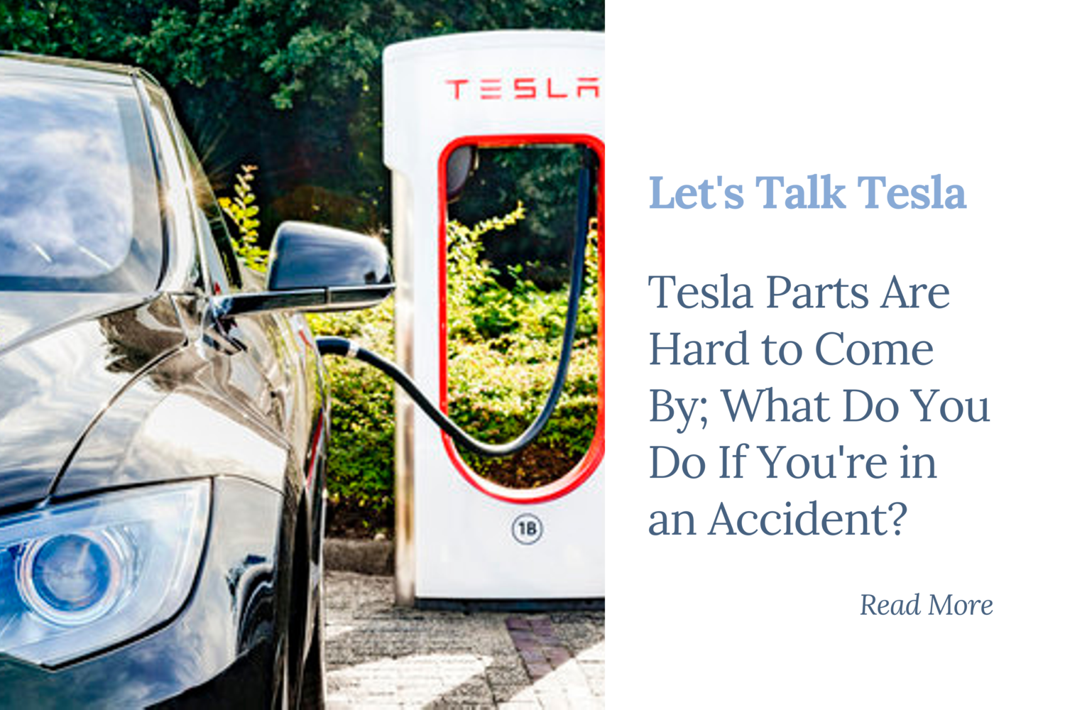 Getting the Insurance Right for your Tesla — Swingle Collins
