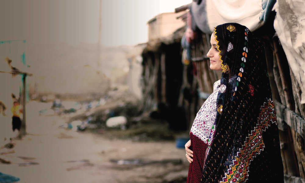 SAVING LIVES AND IMPROVING THE HEALTH OF WOMEN AND CHILDREN IN PAKISTAN