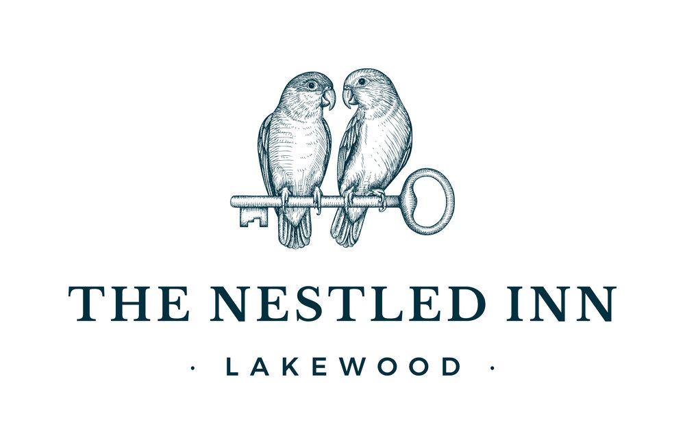 The Nestled Inn Logo