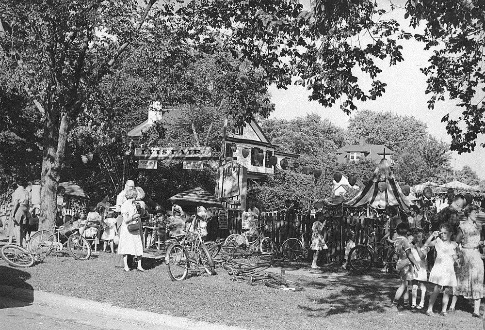 Early Fair at Mulford Farm