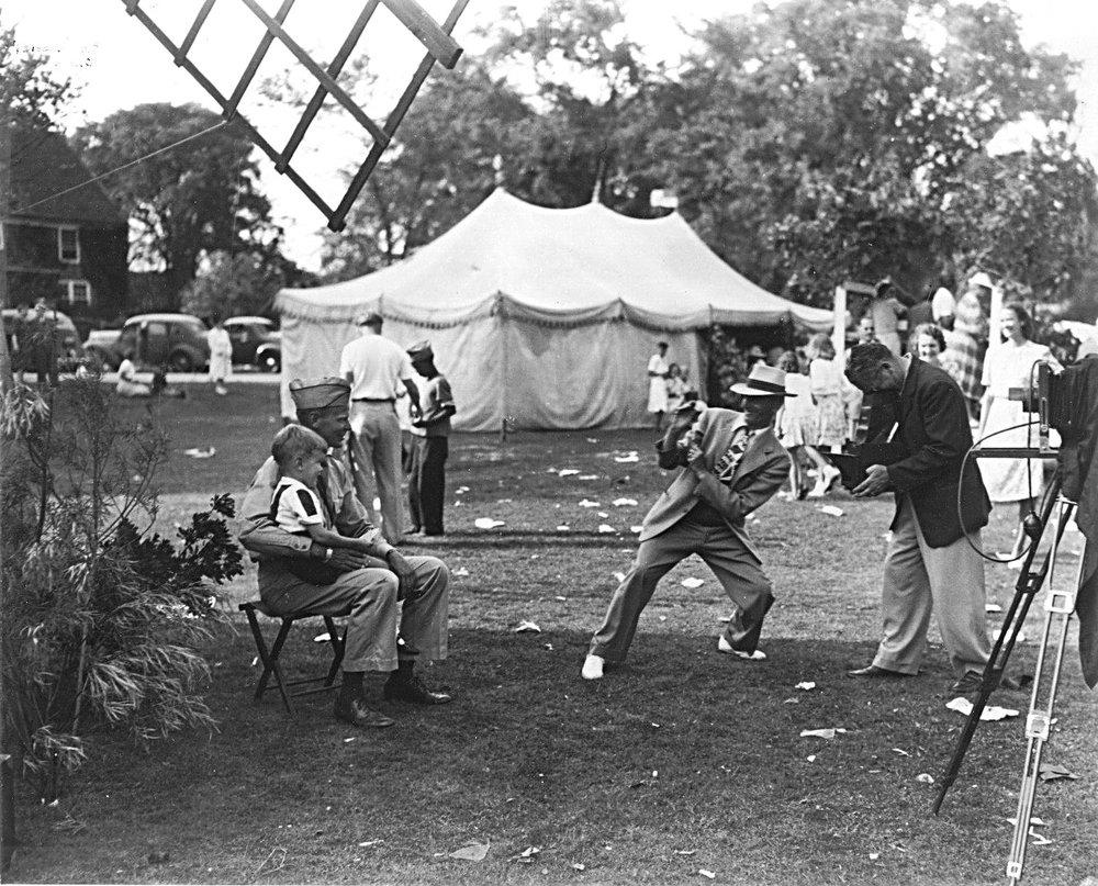Fair during the war years