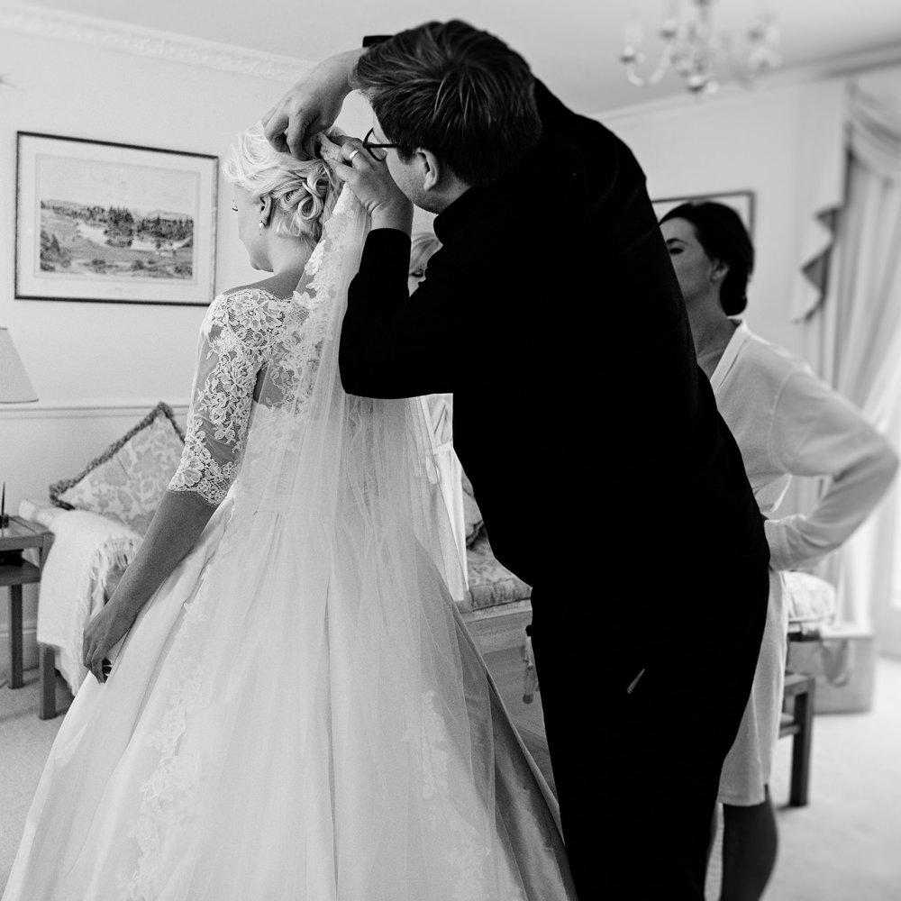 stubton hall wedding hairdresser