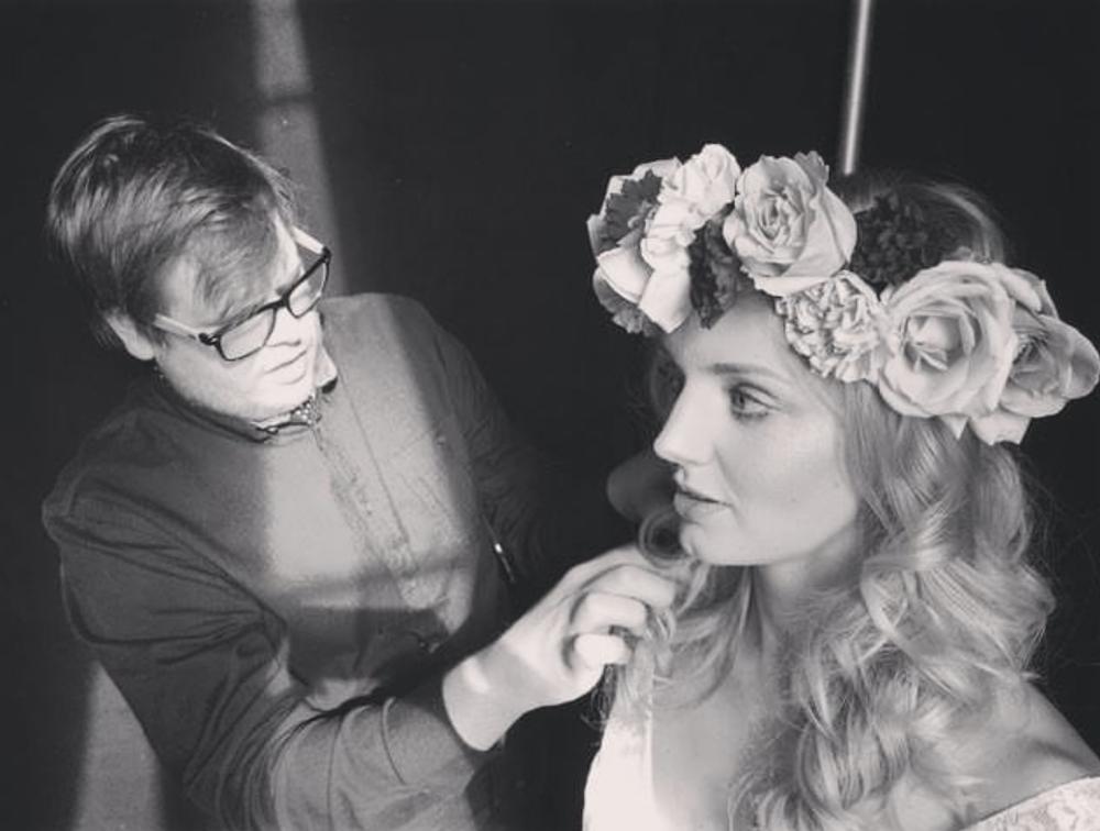 Nottingham wedding hairdresser