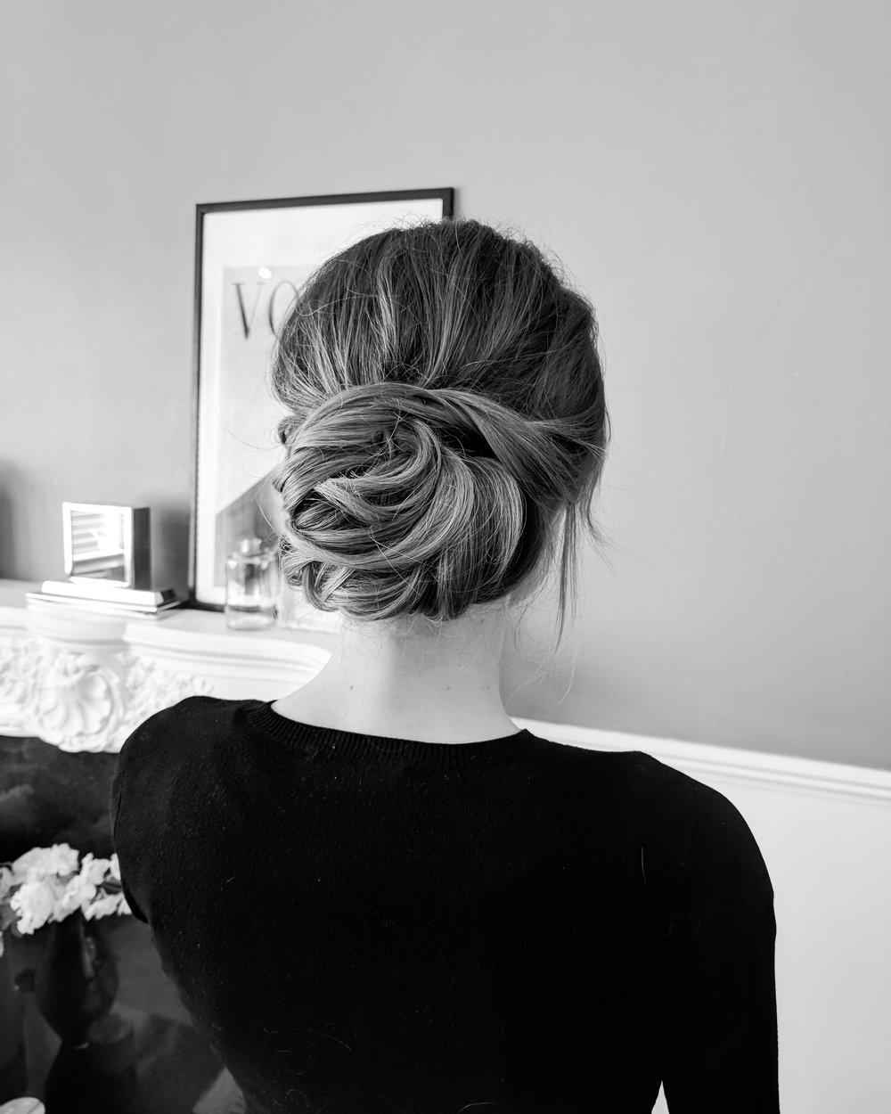 Nottingham Bridal Hairdresser