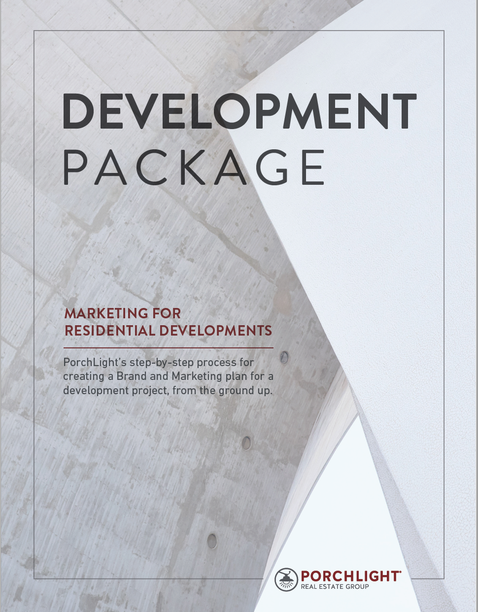 This package was a roadmap to create brands for residential developments, from logo creation to brand identity to launch. This is a basic roadmap that led to brands such a Fiveonking.com, Ivydenver.com and many others. Wrote and executed, and also rolled it out to the company.