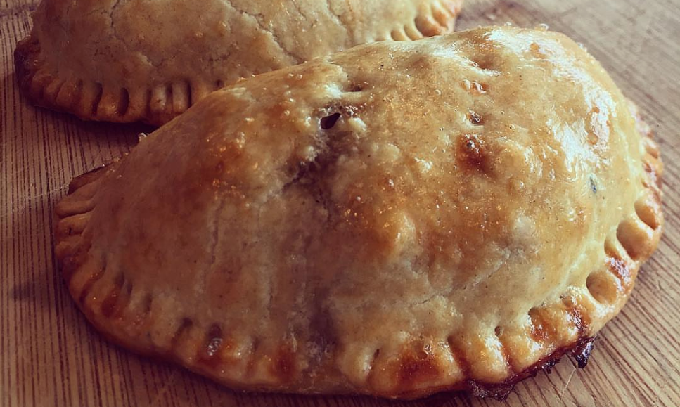 Hand Pies Come In A Variety Of Doughs And Fillings All Handmade From Scratch By Us Our Signature Dough Is A Butter Based Shortcrust Pie Crust