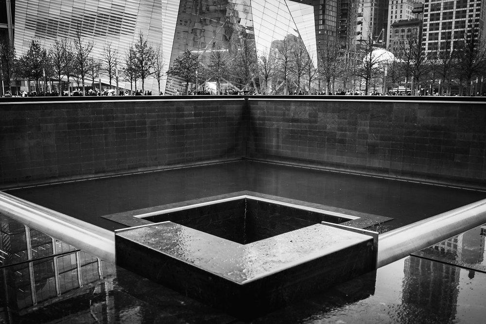 B&W Ground Zero
