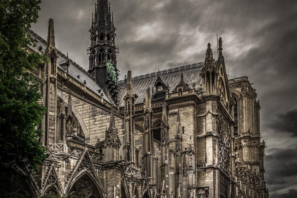 Dark Notre Dame