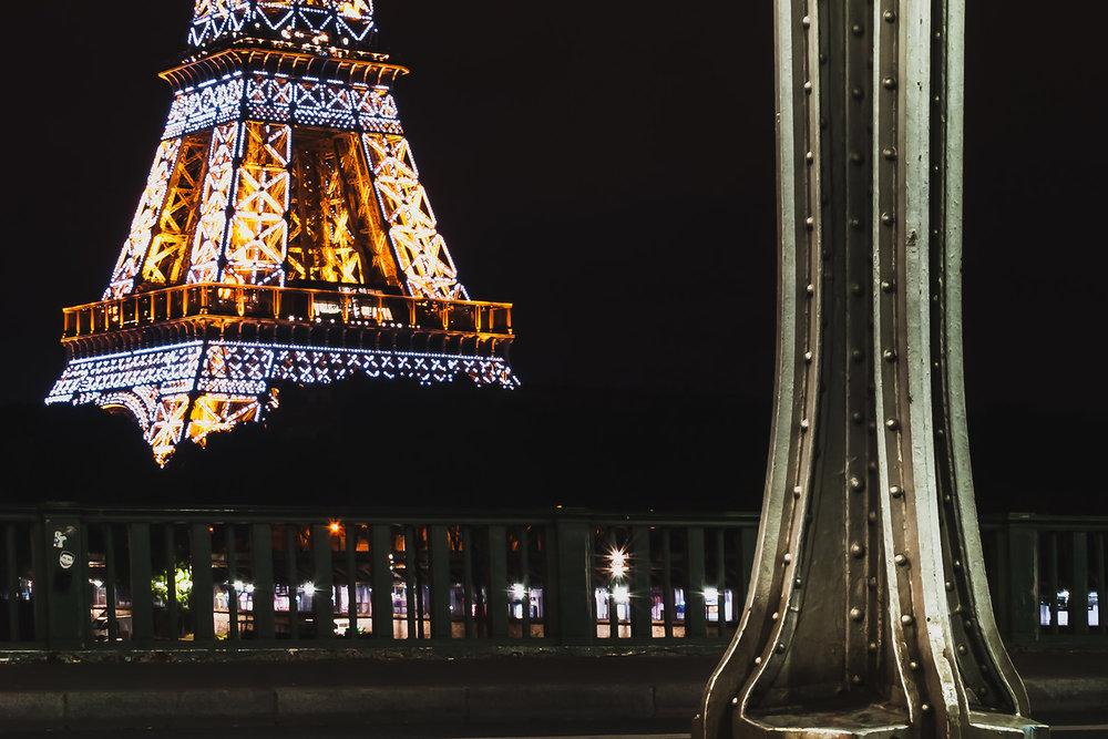 Eiffel Tower from Bir Hakeim