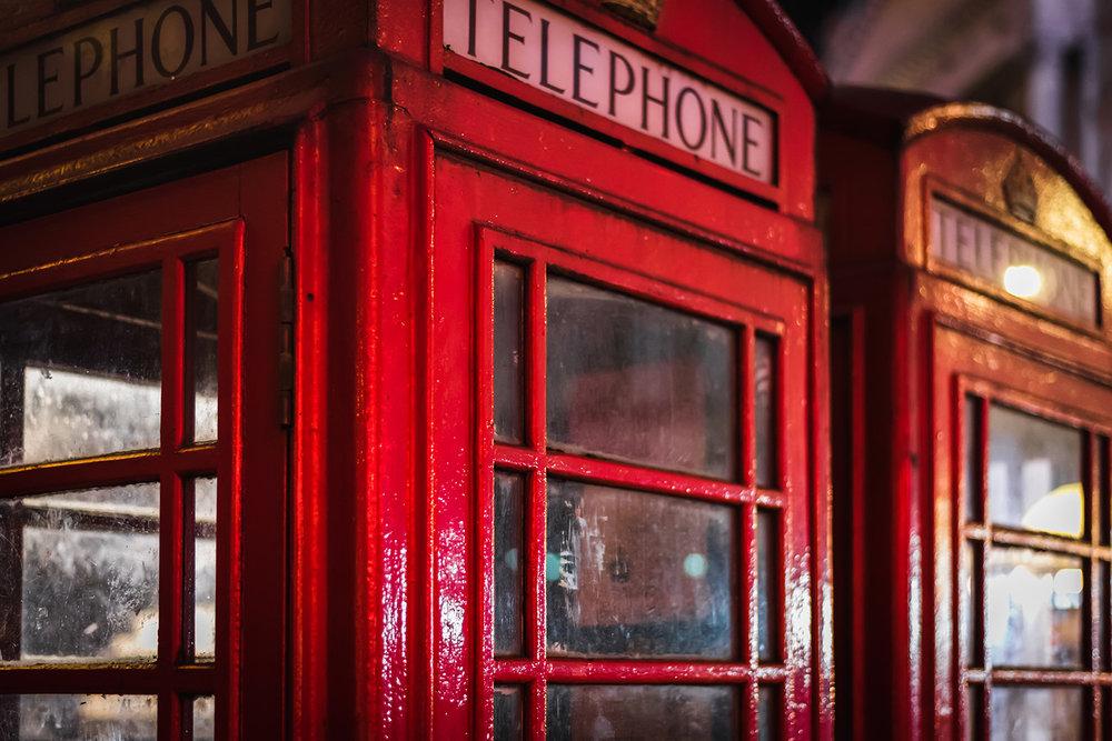 London Red Box