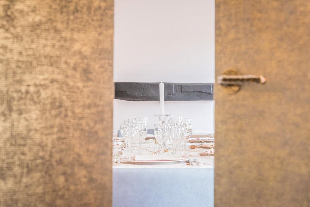 Photographe menu restaurant Paris