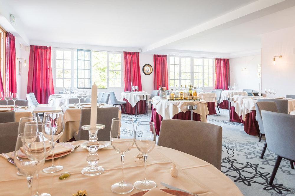 Photographe restaurant Ile de France