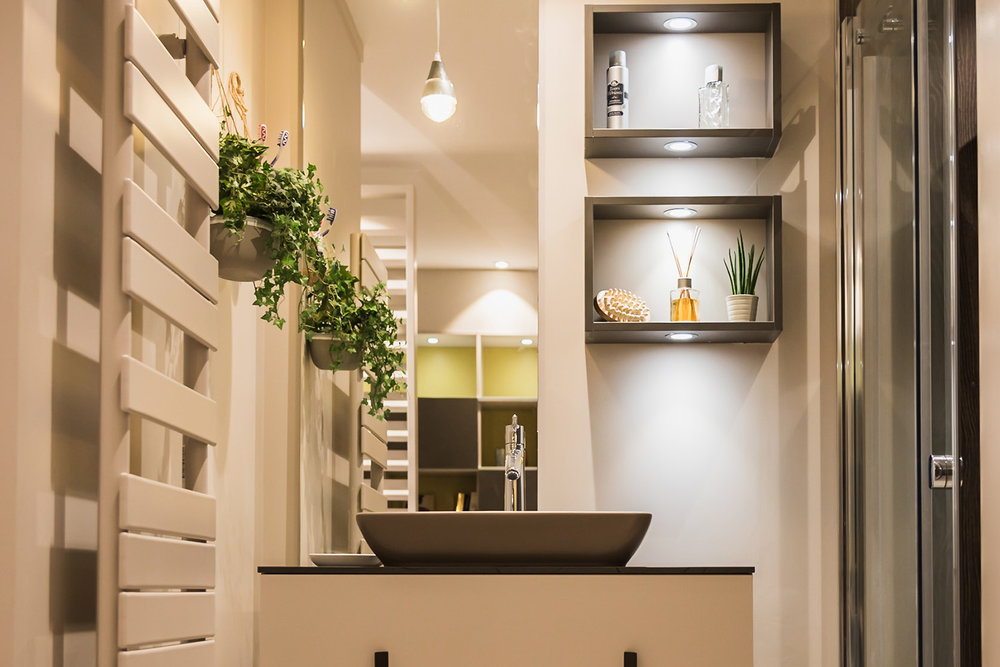 Photographe salle de bain Paris