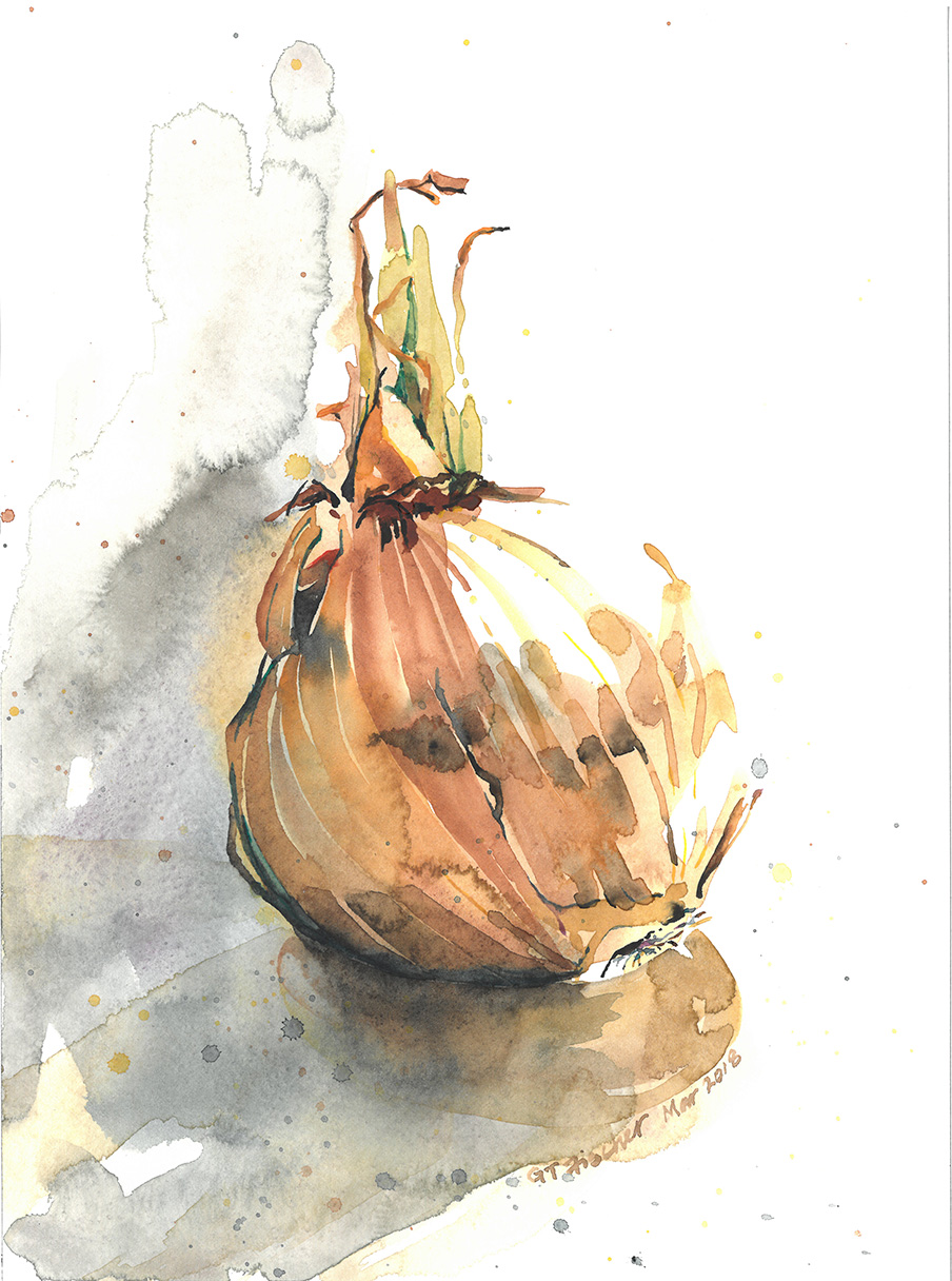 Solitary (Onion)