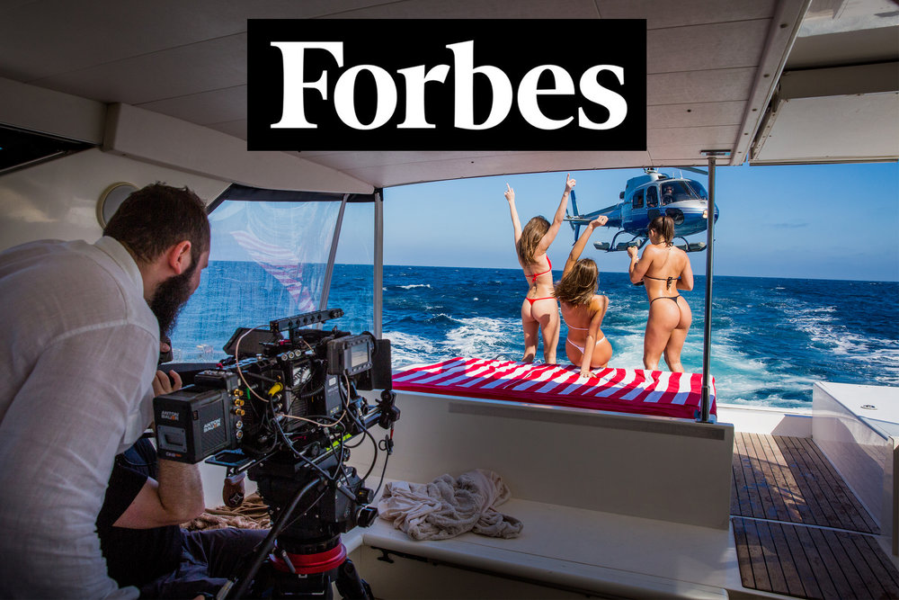 How One Pornographer Is Trying To Elevate Porn To Art - Who says there's no money to be made in porn anymore? Greg Lansky, 33, would beg to differ.