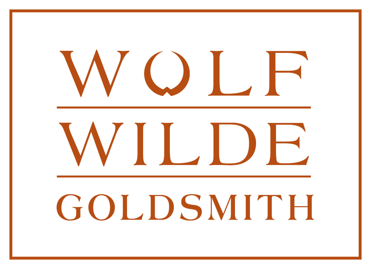 Wolf Wilde Goldsmith