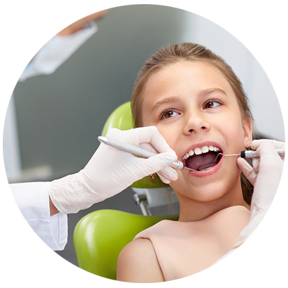 Tandreglering - Barn - Vi erbjuder traditionell tandställning och samtliga osynliga mer estetisk tilltalande tandställningar till barn och tonåringar.