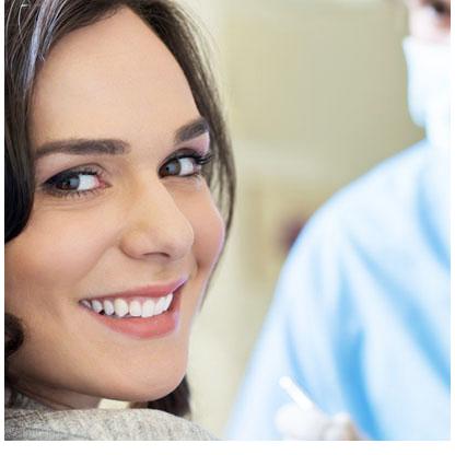 Allmän tandvård - Få en noggrann undersökning och utförlig information om dina behandlingsalternativ.