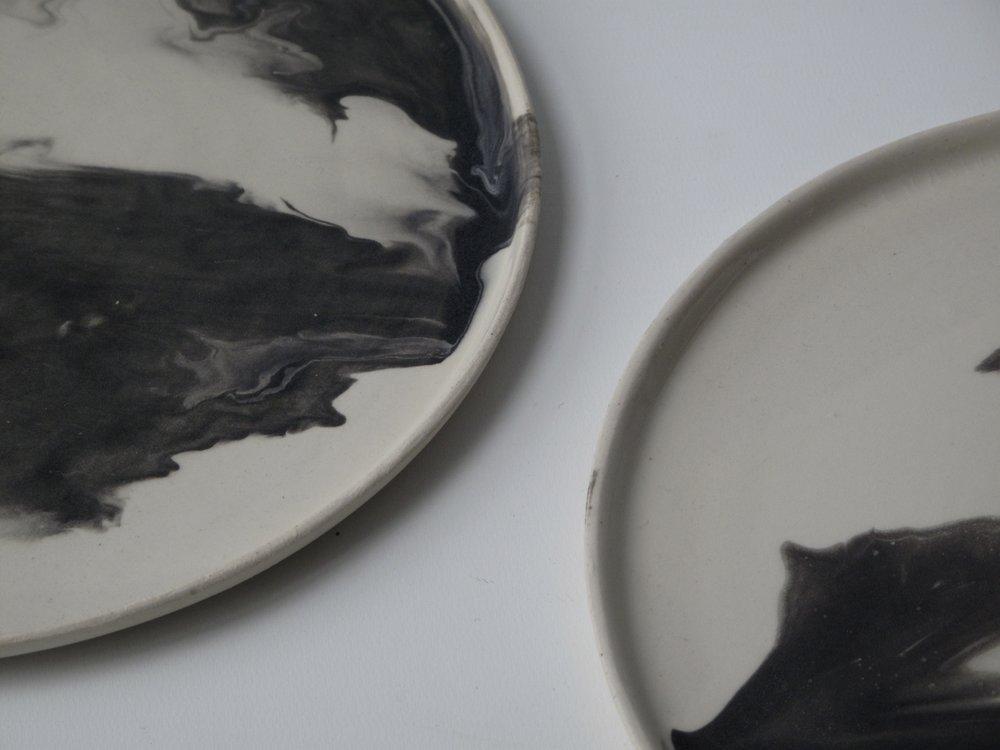Storm Dinner Plates