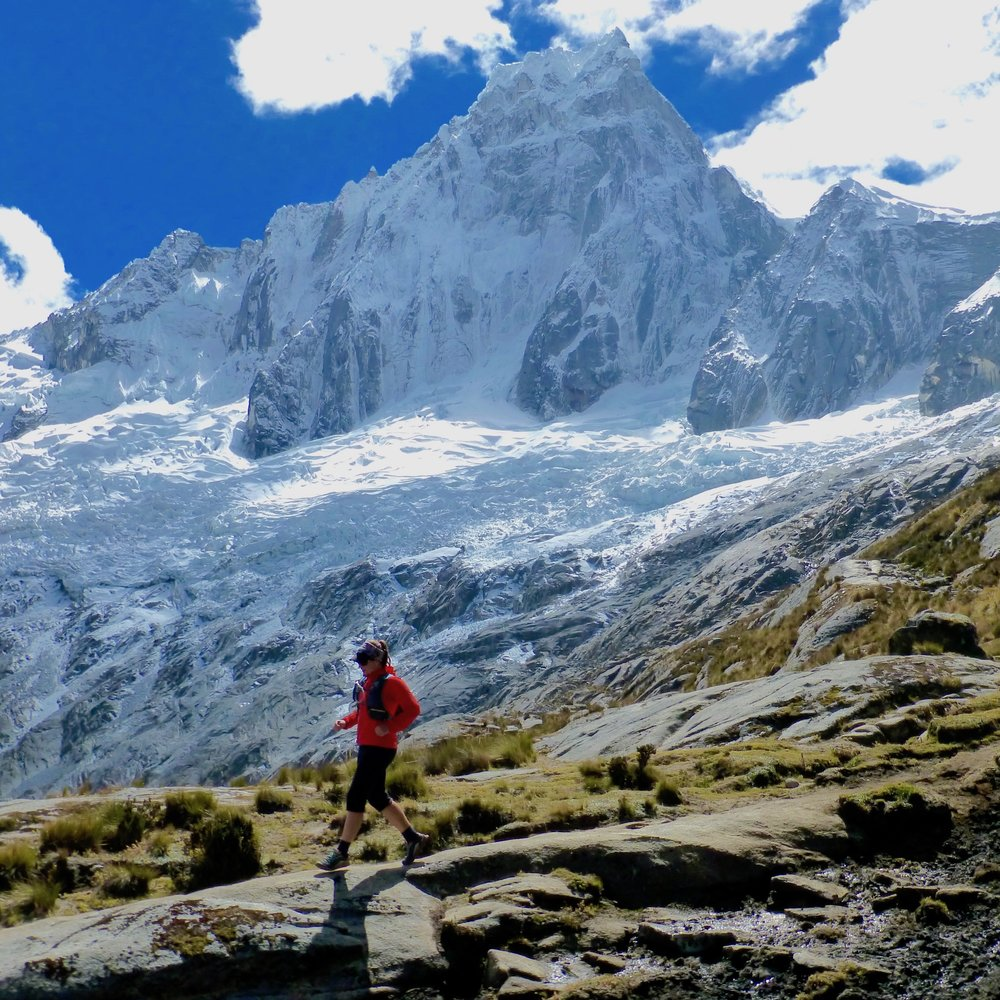 SANTA CRUZ TRAIL ADVENTURE - 12-Day adventure exploring the the most scenic trails of Huascarán National Park • May 22 - 31, 2019