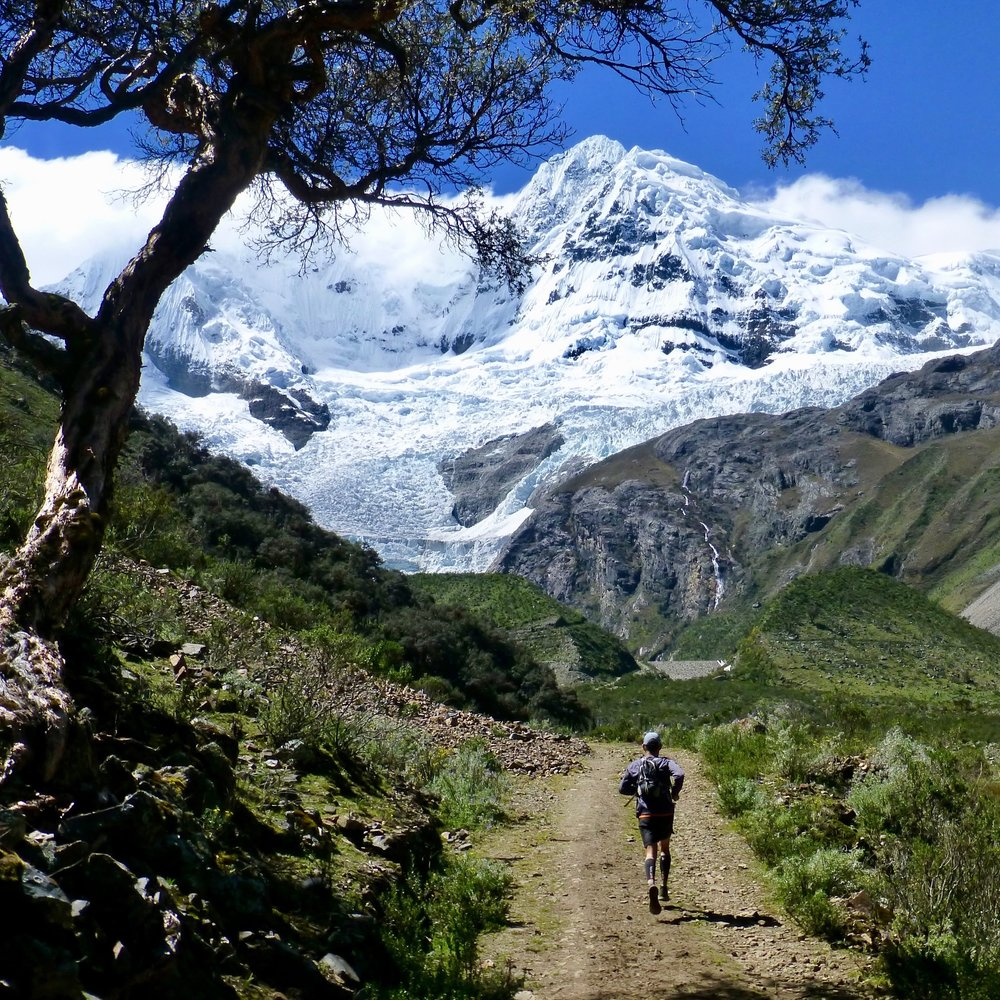 CUSTOM RUNNING ADVENTURES - Custom day and multi-day trail running adventures in Peru