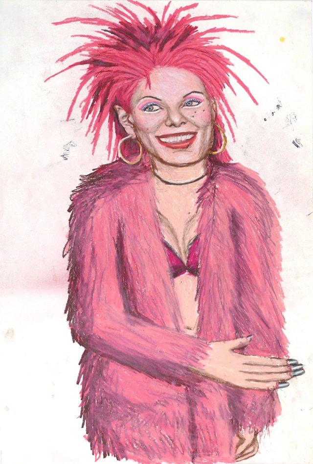 Terri Bowden, 2009, 15x22.25