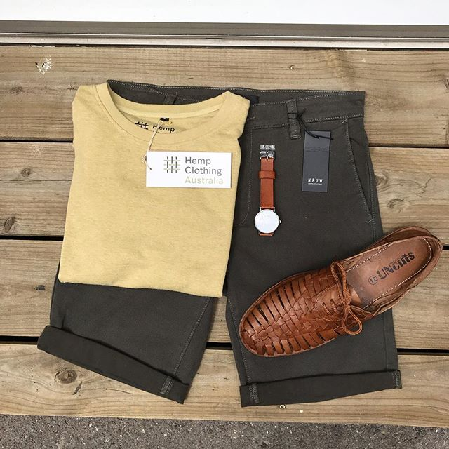 We've restocked our best selling Uncuts loafer so make sure you don't miss out this time! 👞 featuring Hemp t-shirt , Neuw 'Cody shorts' and Nero watch. #missgladyssymchoon #rundlestreet #mensfashion #neuwdenim #hempaustralia #nerowatch